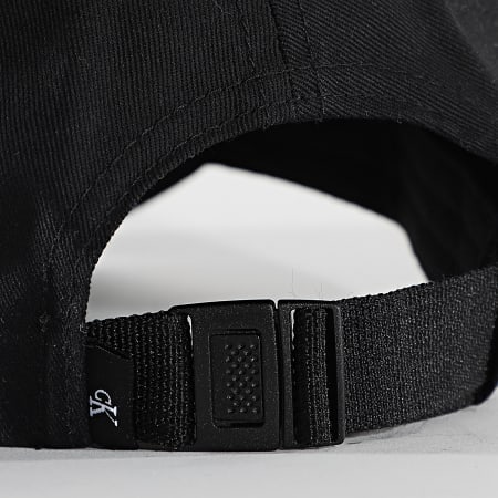 Calvin Klein - Casquette Nylon Tarp 6574 Noir