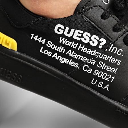 Guess - Baskets FM5VECFAB12 Black