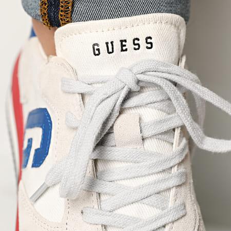 Guess - Baskets FM5RUNFAB12 White Multi