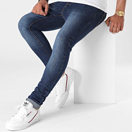 LBO - Jean Skinny 72215G1 Bleu Medium