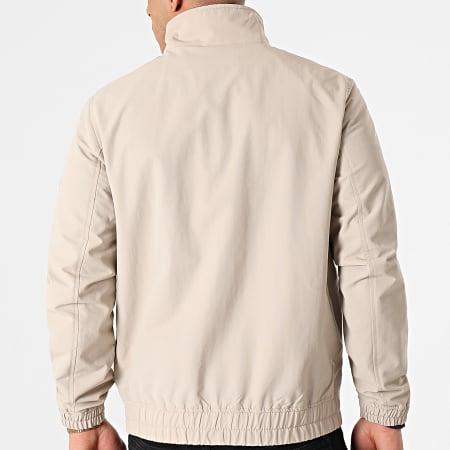 Tommy Jeans - Veste Zippée Essential Casual 0061 Beige