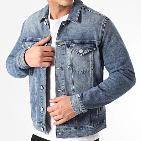 Tommy Jeans - Veste Jean Regular Trucker 0297 Bleu Denim