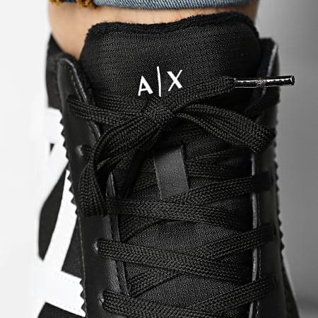 Armani Exchange - Baskets XUX071-XV277 Black Optical White