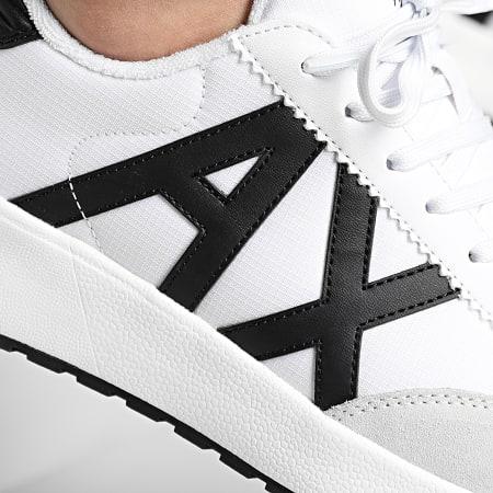 Armani Exchange - Baskets XUX071-XV277 Optical White Black