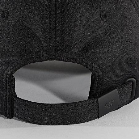 Emporio Armani - Casquette Patch 627561 Noir