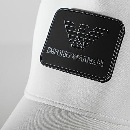 Emporio Armani - Casquette Patch 627561 Blanc