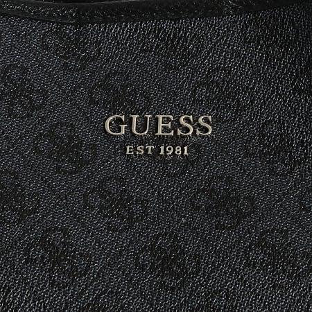 Guess - Ensemble Sac A Main Et Pochette Femme SG699524 Noir
