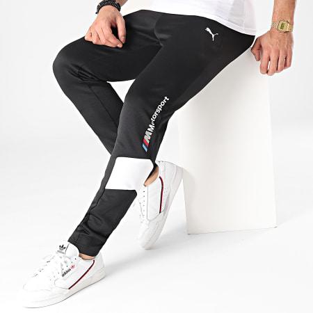 Puma - Pantalon Jogging BMW MMS 599504 Noir