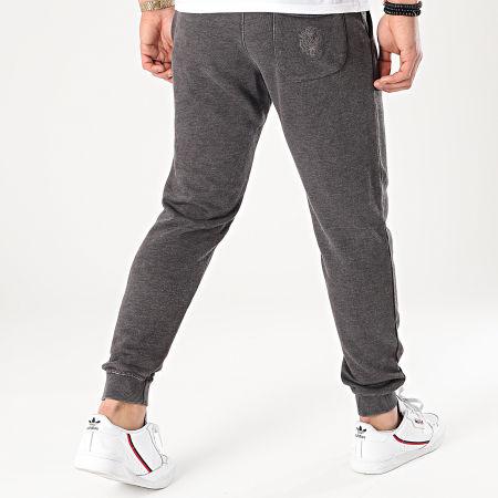 American People - Pantalon Jogging Jon Gris Anthracite