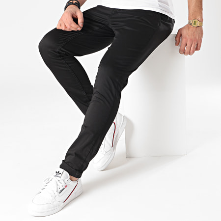 American People - Pantalon Chino Motor Noir