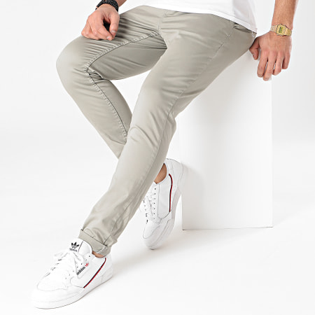 American People - Pantalon Chino Motor Gris