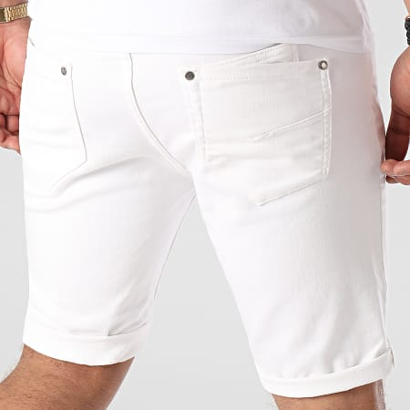 American People - Short JoggJean Slow Blanc