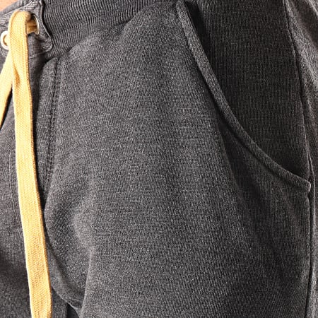 American People - Short Jogging Sixto Gris Anthracite