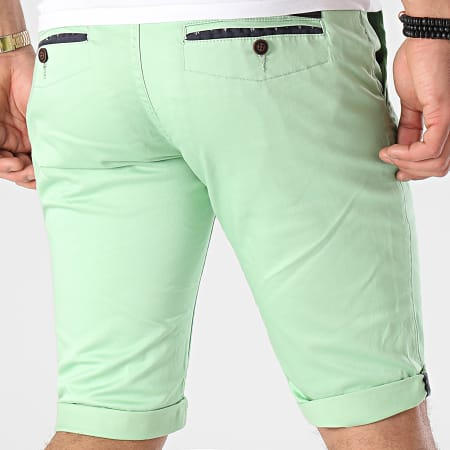 American People - Short Chino Most Vert Clair