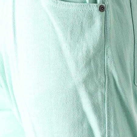 MZ72 - Short Jogging Very Vert Turquoise