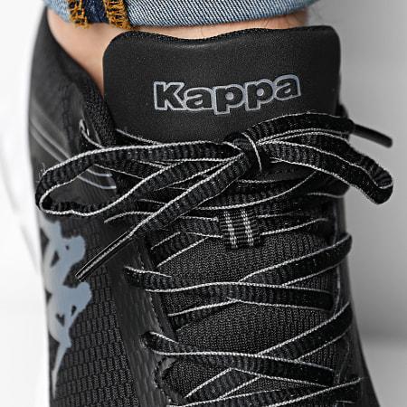Kappa - Baskets Faster 311KZW Black Dark Grey