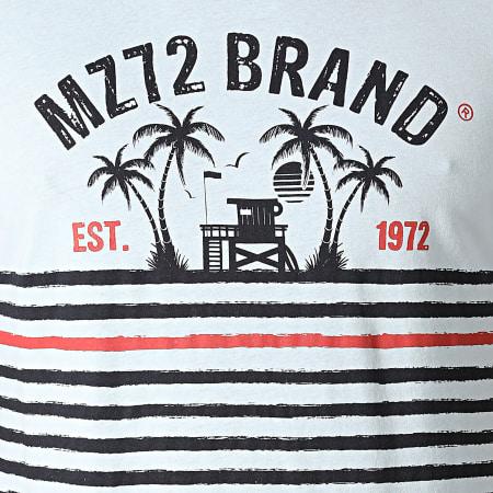 MZ72 - Tee Shirt The Swim Bleu Clair