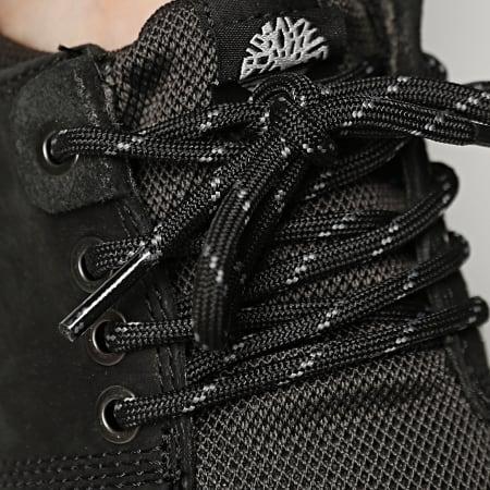 Timberland - Baskets Killington Leather Fabric Oxford A1XZW Black Mesh