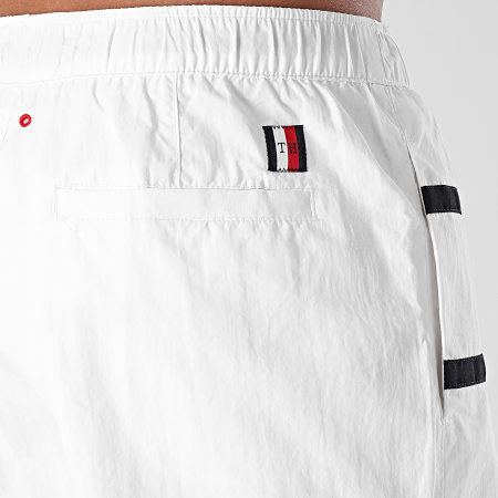 Tommy Hilfiger - Short De Bain Medium Drawstring 2055 Blanc