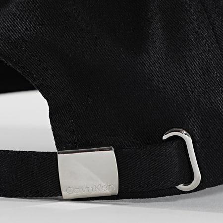 Calvin Klein - Casquette BB Cap 6732 Noir