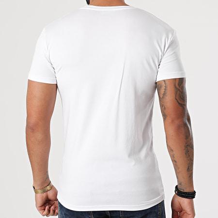 Emporio Armani - Tee Shirt 111035-1P729 Blanc