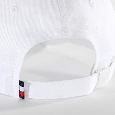 Tommy Hilfiger - Casquette Big Flag 6943 Blanc