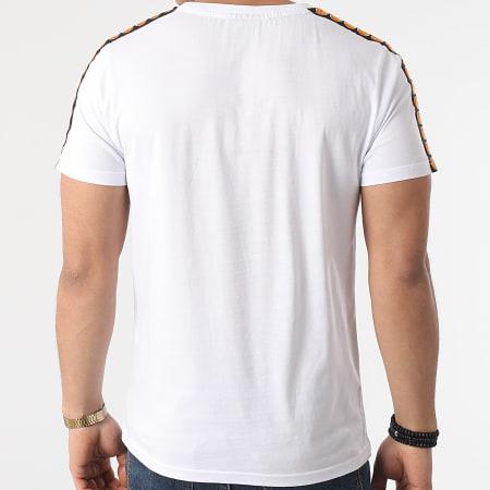 Dragon Ball Z - Tee Shirt A Bandes Buu Blanc