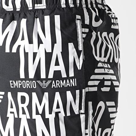 Emporio Armani - Short De Bain 211740-1P428 Noir