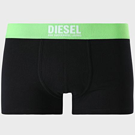Diesel - Lot De 3 Boxers Damien 00ST3V-0DDAM Noir