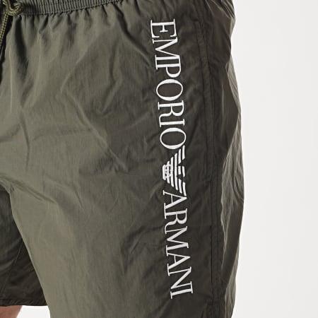 Emporio Armani - Short De Bain 211740-1P422 Vert Kaki