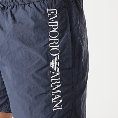 Emporio Armani - Short De Bain 211740-1P422 Bleu Marine