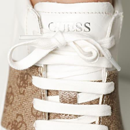 Guess - Baskets FM5VESFAL12 White Beige