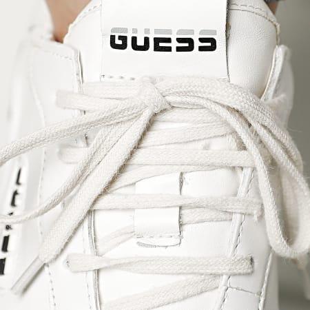 Guess - Baskets FM5MNALEA12 White
