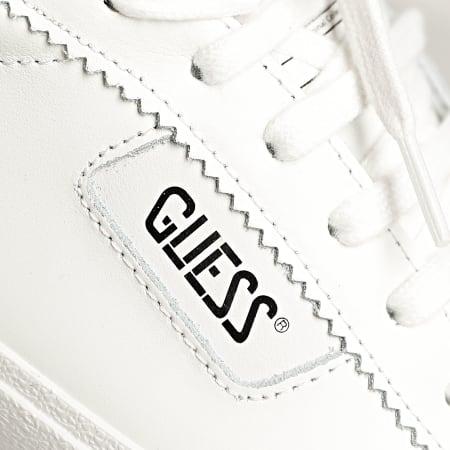 Guess - Baskets FM5MIMILEA12 White Black