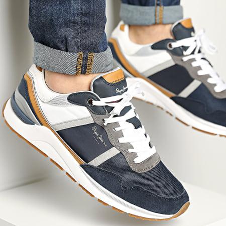 Pepe Jeans - Baskets X20 Basic PMS30734 Navy