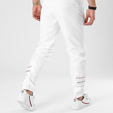 Sergio Tacchini - Pantalon Jogging Amarillis 39108 Blanc