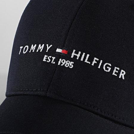 Tommy Hilfiger - Casquette Established 7352 Bleu Marine