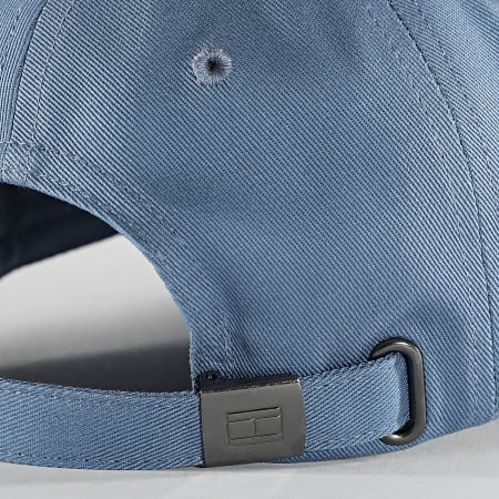 Tommy Hilfiger - Casquette Established 7352 Bleu Gris