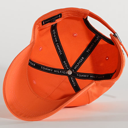 Tommy Hilfiger - Casquette Established 7352 Orange