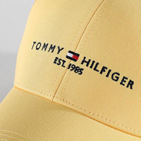 Tommy Hilfiger - Casquette Established 7352 Jaune
