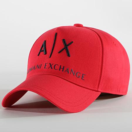 Armani Exchange - Casquette 954039 Rouge
