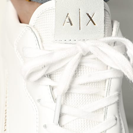 Armani Exchange - Baskets XUX078-XV286 Optical White