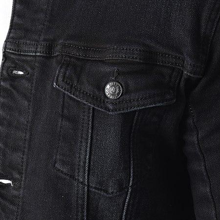 Classic Series - Veste En Jean 3153 Noir