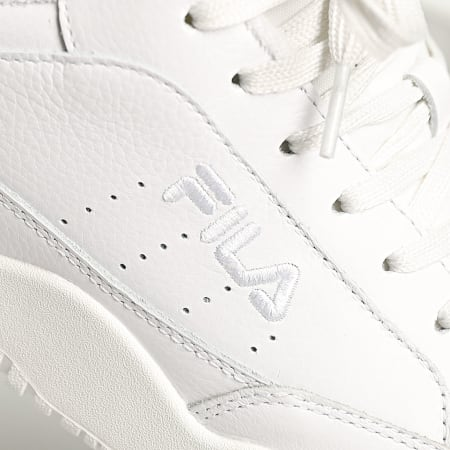 Fila - Baskets Twon Classic Lux 1011256 White White