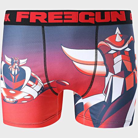 Freegun - Boxer Goldorak Rouge