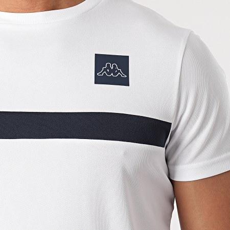 Kappa - Tee Shirt Imperio 311B2UW Blanc