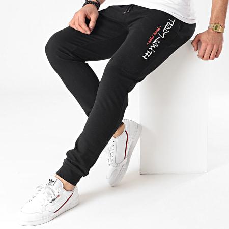 Teddy Smith - Pantalon Jogging 10115354D Noir