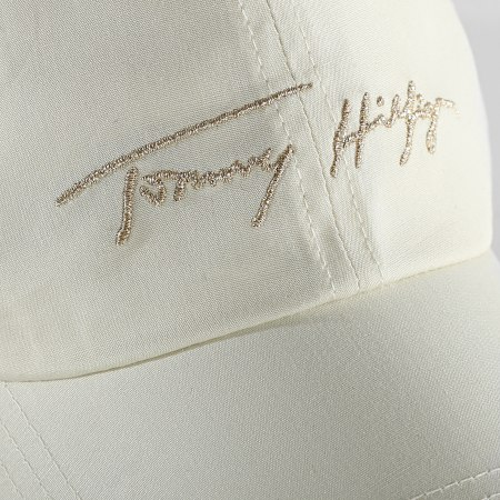 Tommy Hilfiger - Casquette Femme Signature 9806 Beige