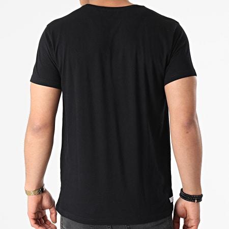 Deeluxe - Tee Shirt Cryston Noir Vert