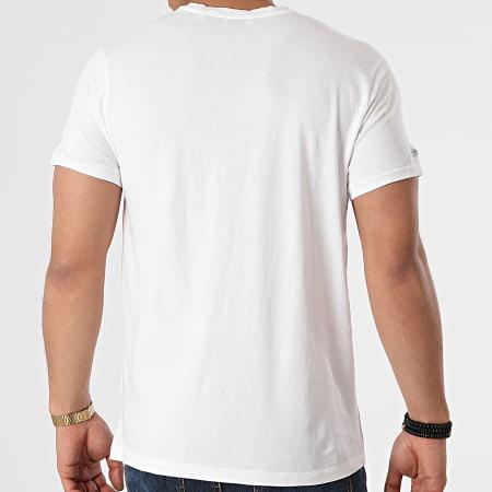 Deeluxe - Tee Shirt Doby Blanc